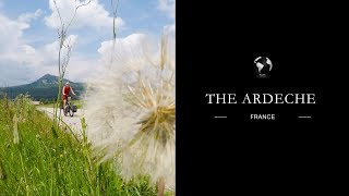 Ardeche France by Bicycle
