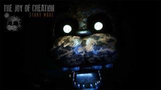 ОПЯТЬ ЭТИ МЕХАНИЧЕСКИЕ СВОЛОЧИ!!! ► The Joy of Creation: Story Mode #1