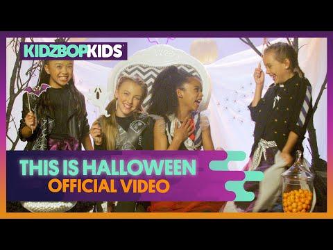 Смотреть клип Kidz Bop Kids - This Is Halloween