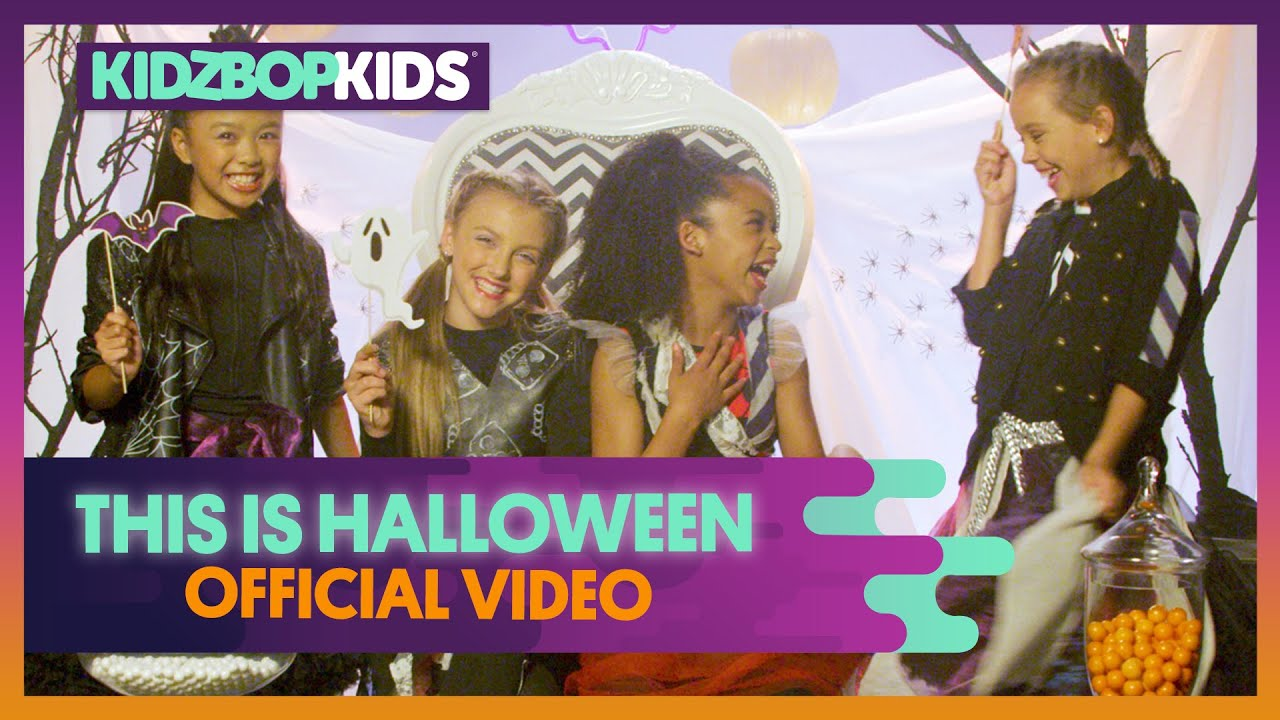 Kidz Bop Kids This Is Halloween Official Music Video Youtube