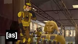 Season 1-4 Recap in 8 Minutes | The Venture Bros. | Adult Swim