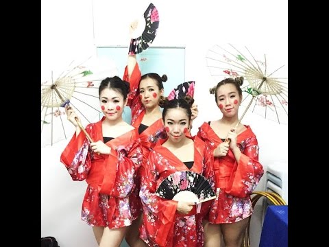 "Kuching Got Talent 2015 Champion (Dance Category) - ""Japanese Doll"" by Vanity Crew"
