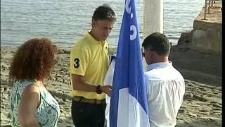 """LOS ALCÁZARES ÚNICO MUNICIPIO DE ESPAÑA CON """"Q"""" DE CALIDAD EN TODAS SUS PLAYAS"""