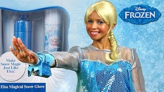 Disney Frozen Elsa Magical Snow Glove with Queen Elsa !  || Disney Toy Reviews || Konas2002 thumbnail