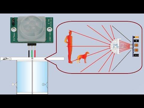 how to make motion sensor light