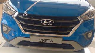 2018 Hyundai Creta Automatic - First Look !!
