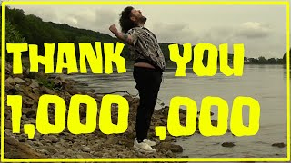 THANK YOU A MILLION