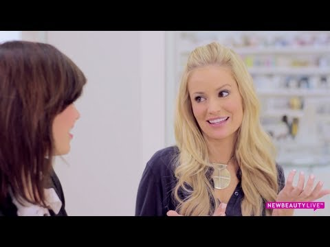 The Bachelorette Emily Maynard Gives First Date Beauty Tips