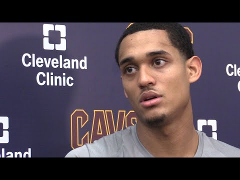 Jordan Clarkson changed his diet, and by the way thinks the Cavaliers will 'shock a lot of people' with LeBron James gone