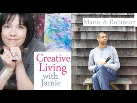 CLwJ 264: How do you find your subject? Artist Mario A Robinson shares how he finds his - and...