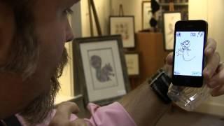 Rebel Pigeon: Scott Fischer playing with