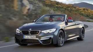 Bmw M4 Convertible Revealed With 425bhp - Picture Special