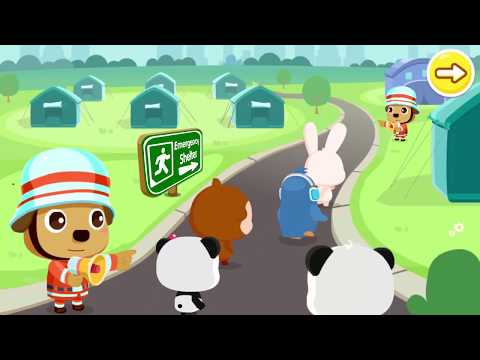【New】Earthquake Safety Tips 2 | Emergency Supply, Emergency Shelter | BabyBus Game