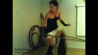 Safire Hula Hoop Dancing (Original Music)