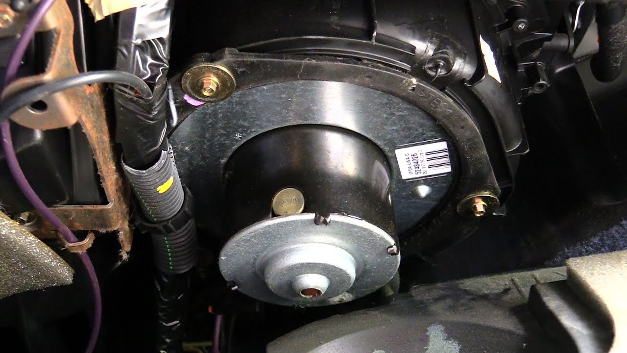 Maxresdefault on Gm Blower Motor Resistor Location