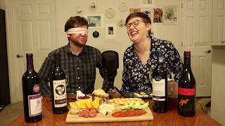 How French Are Oui? Let's Taste Some Wine & Cheese and See! [Back Up Plan]