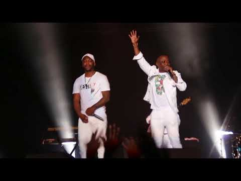 DJ Tira , Distruction Boyz , Naak Musiq , TIPCEE live at Migos Culture Tour in South Africa