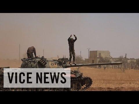 シリア南部の要衝ダルアーをめぐる闘い②