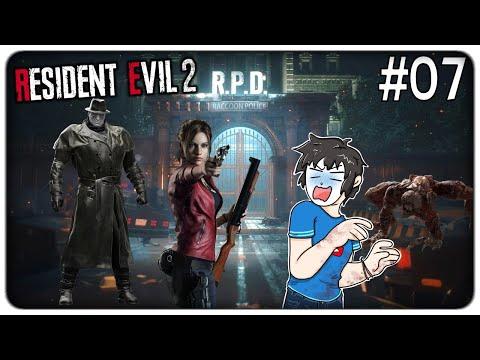 LA 2° STORIA CON CLAIRE E' ASSURDA, ARRIVANO SUBITO I LICKER E MR. X | Resident Evil 2 Remake ep. 07