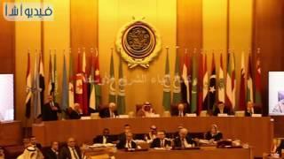 بالفيديو : وزير خارجية البحرين في كلمته كرئيس للاجتماع الوزاري بالجامعة العربية