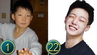 [iKON] Bobby/Kim Jiwon Predebut | Transformation from 1 to 22 Years Old