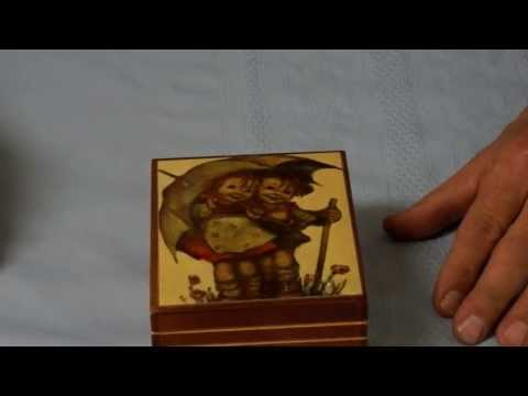 How To Fix An Over Wound Music Box In 5 Seconds Part 1 By Music Box Maker