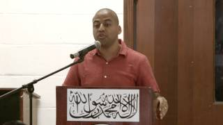 Jalsa Salana Belize 2015 - Speech by Mayor Darrell Bradley