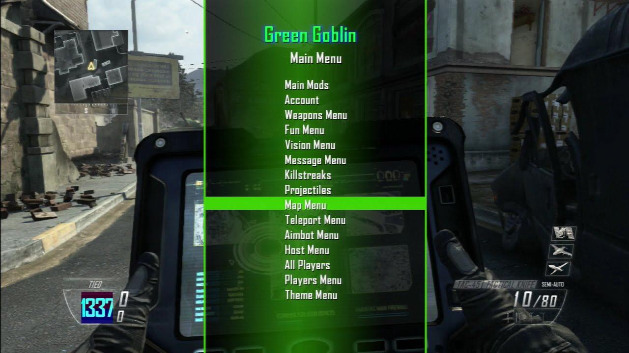 [Bo2/Ps3] SouthSideModder & xFelonyModz Green Goblin GSC ...