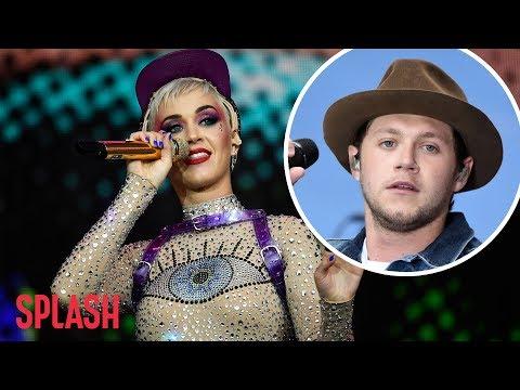 Katy Perry Keeps Turning Down Niall Horan | Splash News TV