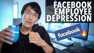 Are Facebook employees depressed? (H1B slavery visa & abuse)