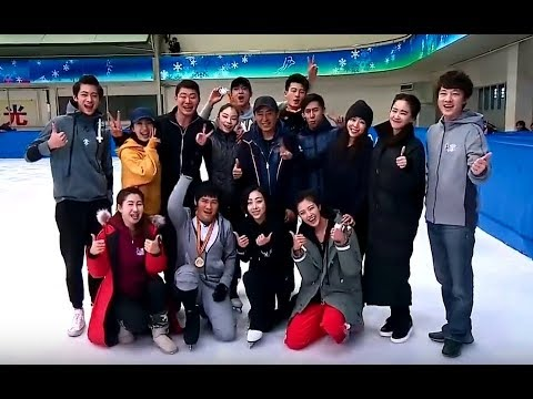 Wenjing Sui Cong Han at Chinese Skating with Celebrities w/Eng Subs