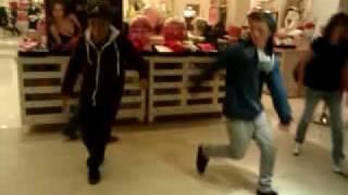 PTJC jerkin in the mall