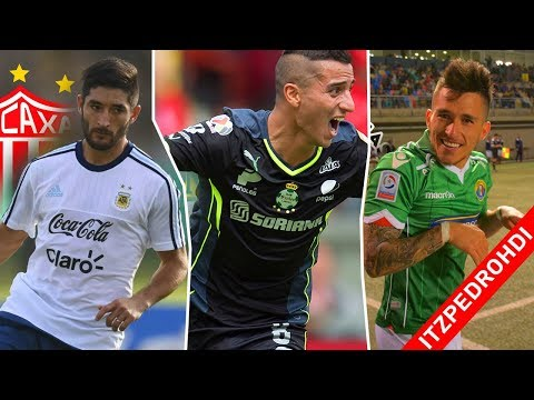 ✅Liga Mx Clausura 2018 CONFIRMADO FICHAJES Y RUMORES - NECAXA VA POR Milton Casco