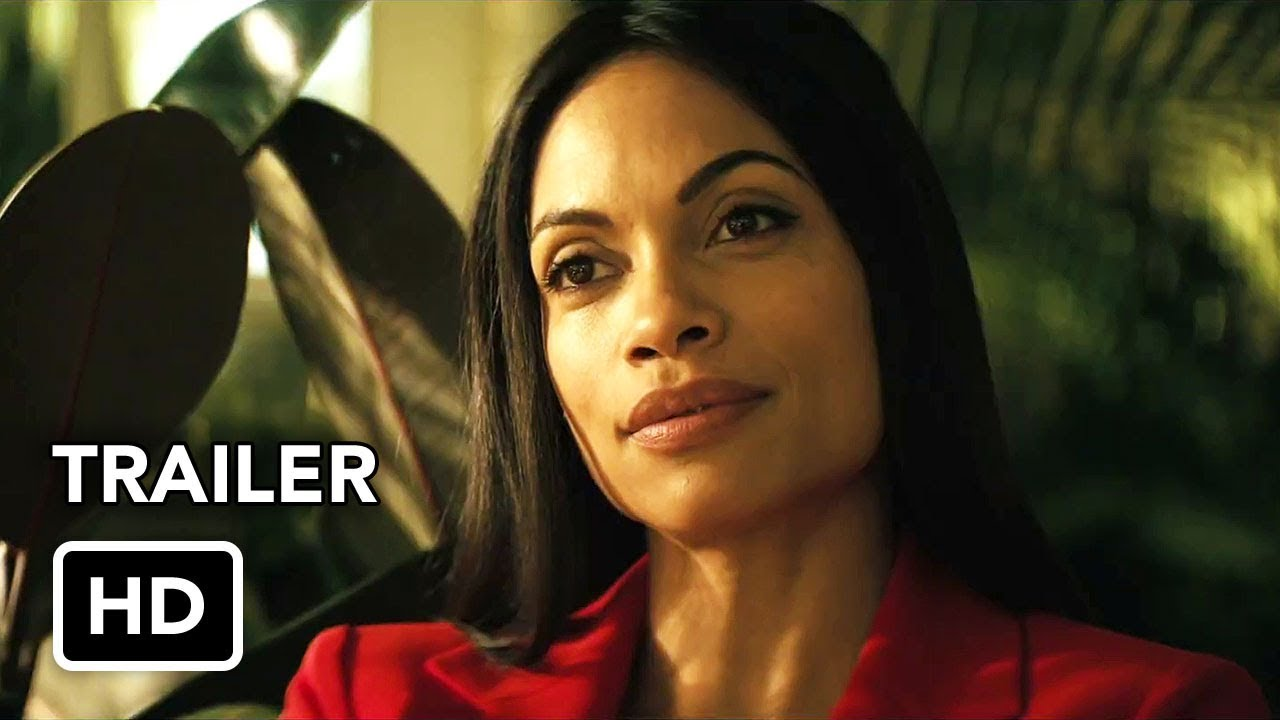 Briarpatch Trailer (HD) Rosario Dawson USA Network series