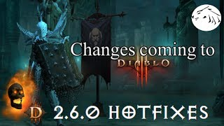 Diablo 3 Patch 2 6 Hotfixes   Fixed Necromancer Krysbin's ring, DH Necro interaction and more