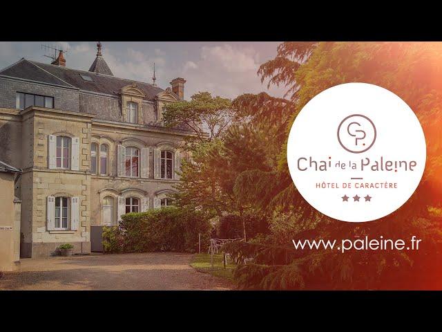 Le #Chais de la #Paleine à Puy Notre Dame : la carte postale vidéo...