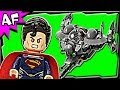 Superman BATTLE of SMALLVILLE 76003 Lego DC Super Heroes Stop Motion Set Review