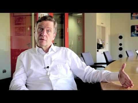 Claus Kleber im Interview über Breaking News, Journalismus und Internet | G! blog