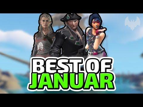 Best of Januar 2018 - ♠ Highlight Video ♠ - Dhalucard