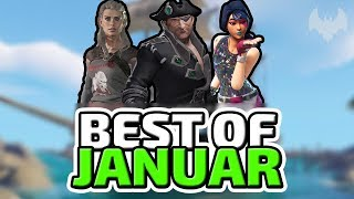 Best of Januar 2018 - ♠ Highlight Video ♠ - Dhalucard