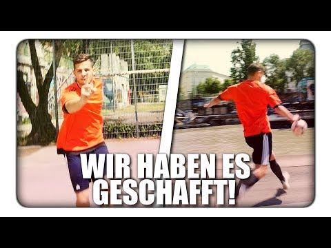 ELFMETERSCHIEßEN mit HIGH HEELS! BALL über DONAU PT.2 | BOSS VIENNA