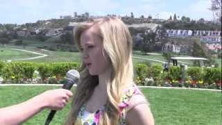 A.N.T. Farm's Sierra McCormick Interview at La Costa Memorial Day Celebration