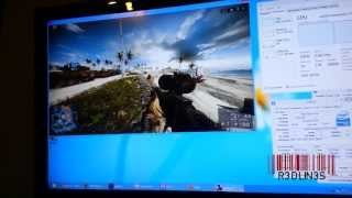 Battlefield 4 Played On Intel P4 at 3ghz - Gaming on Old Hardware