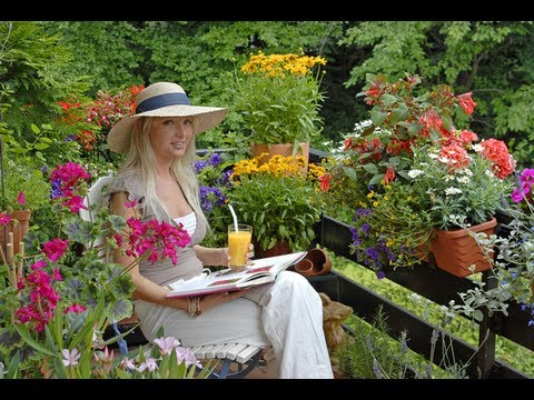 How To Design A Garden - Garden Design Ideas DIY - YouTube