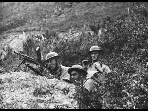 Battle of Hong Kong - A Savage Christmas 1941