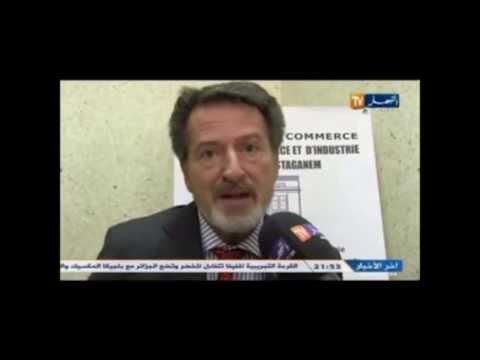 Interview de SEM Frans Bijvoet Ambassadeur des Pays Bas en Algérie