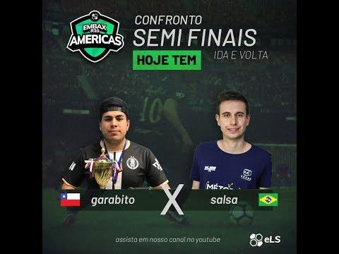 Garabito (Chi) x Salsa (Bra) - Semi-final Copa EMBAX R10 Américas - Elite