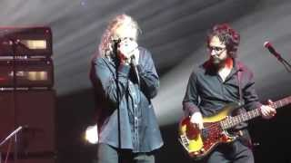 Robert Plant Summer Tour 2015 - Frankfurt - Custard Pie