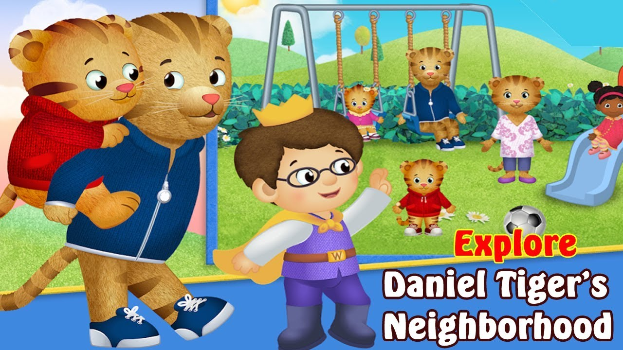 It is a photo of Impertinent Daniel Tiger Images