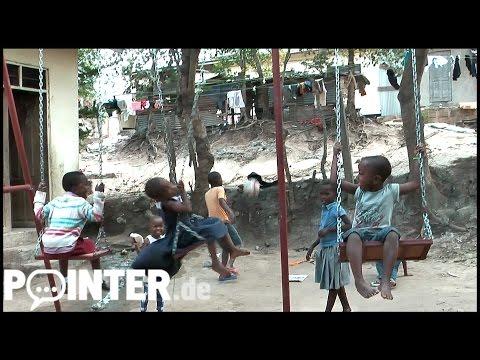 Mein Jahr in Tansania - Die Arbeit im Kinderheim